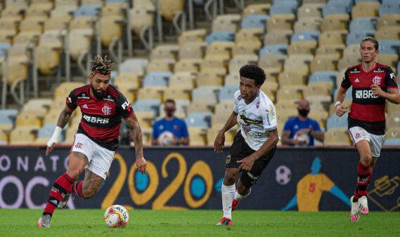 Flamengo encara o Volta Redonda no Carioca.