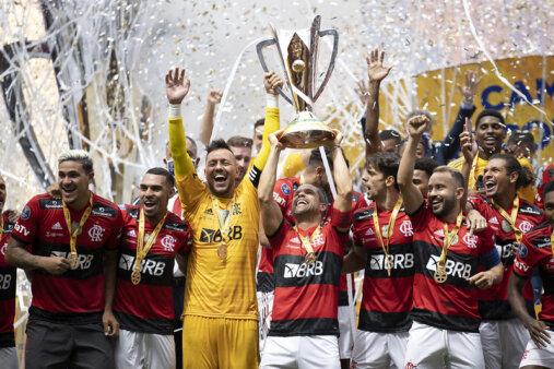 Flamengo campeões