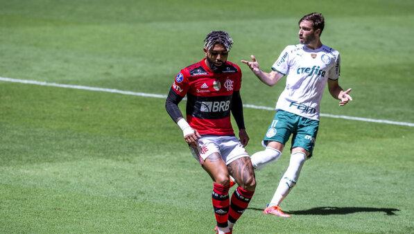 Flamengo não entrou em lista de jornal mexicano.