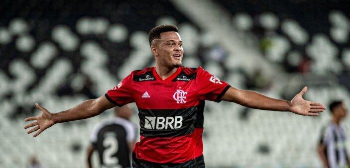 Rodrigo Muniz no Flamengo