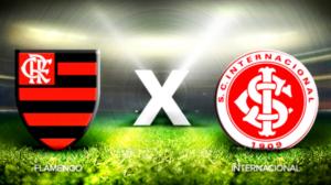 Flamengo x Internacional ao vivo