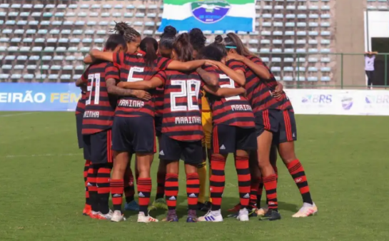 Assistir Flamengo x Minas Icesp Brasileirão Feminino AO VIVO