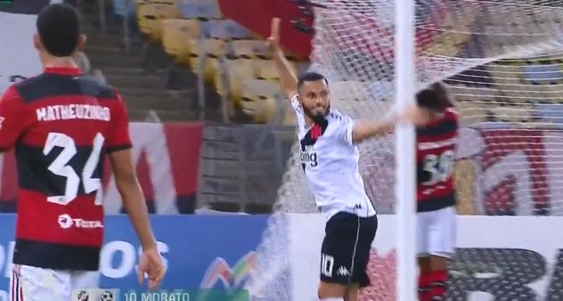 Flamengo x Vasco gols