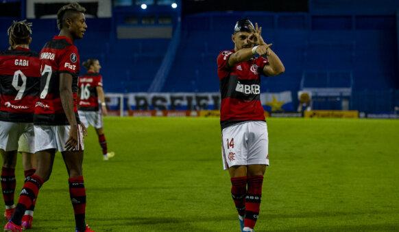 Flamengo busca nova vitória na Libertadores.