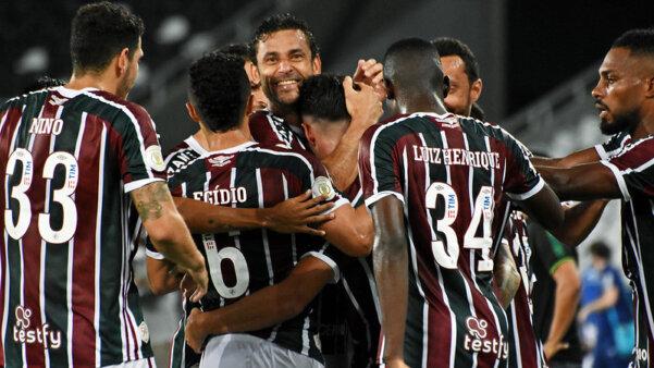 Fluminense escalação