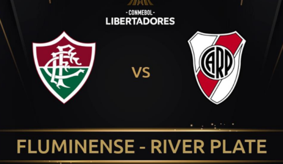 Fluminense x River Plate ao vivo