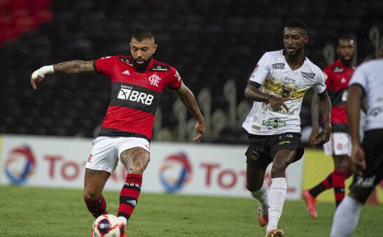 Flamengo busca novo título do Carioca.