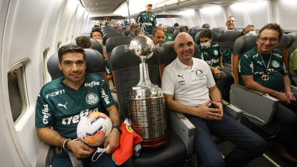 Galiotte, Palmeiras