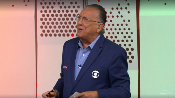 Galvão Bueno, Flamengo x Palmeiras