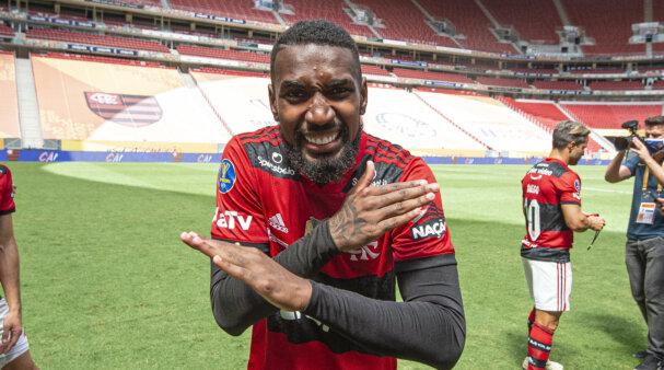 Gerson pode deixar o Flamengo.