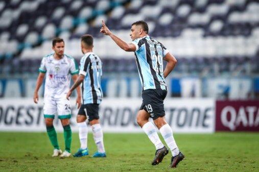 Grêmio x La Equidad gols