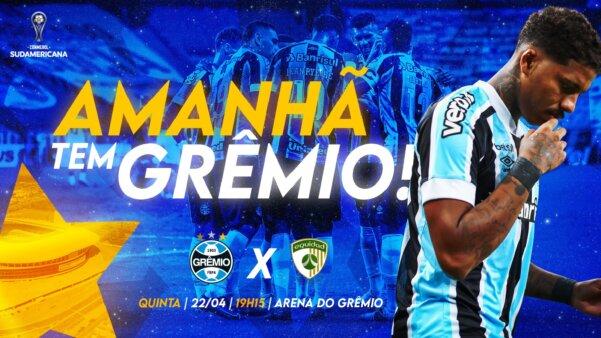 Grêmio x La Equidad guia