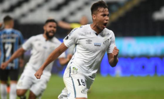 Kaio Jorge - Santos Juventus