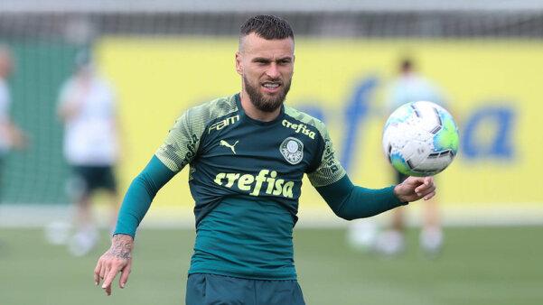 Lucas Lima pode deixar o Palmeiras.
