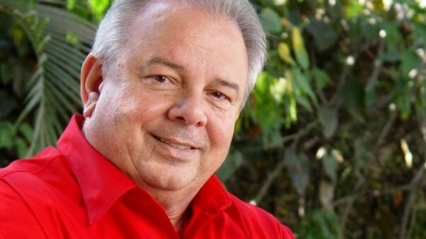 O narrador esportivo Luciano do Valle (Foto: Divulgação)