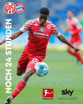 Mainz x Bayern de Munique guia