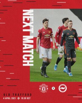 Manchester United x Brighton guia