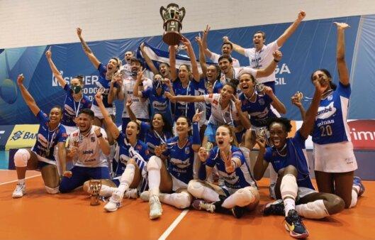 Minas é o campeão da Superliga 2020/2021