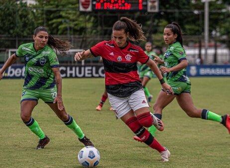 Assistir Napoli-SC x Flamengo Brasileirão Feminino AO VIVO