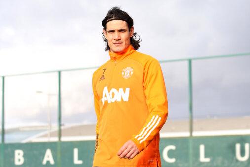 Cavani pode jogar no Boca.