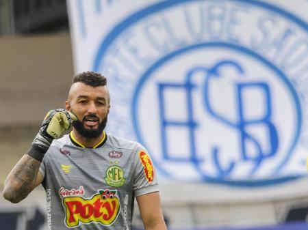 Muralha brilha contra o Palmeiras e Weverton rasga elogios ao goleiro