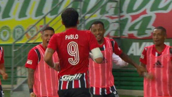 São Paulo, Palmeiras