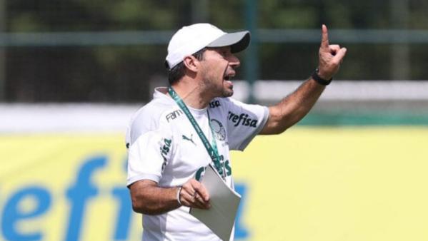 Palmeiras provável escalação