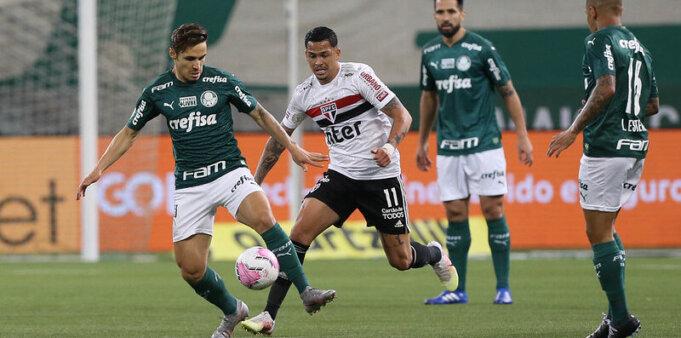 Palmeiras x São Paulo tempo real Paulistão AO VIVO