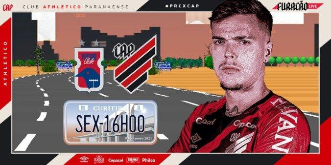 Assistir Paraná x Athletico Paranaense AO VIVO