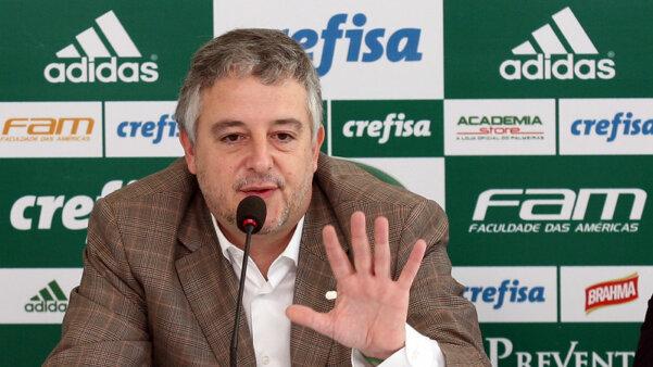 Paulo Nobre, Palmeiras