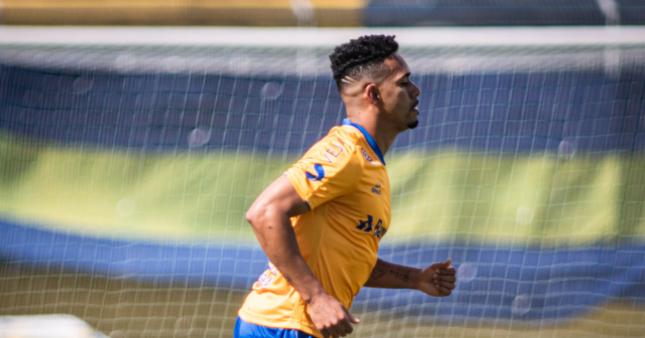 Marcelo Henrique é o novo reforço do Juventude