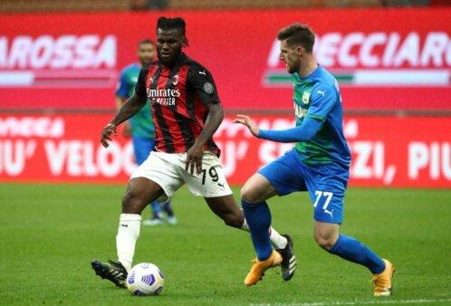 Provável escalação Milan Lazio Campeonato Italiano
