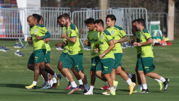 Provável escalação Palmeiras Del Valle Libertadores