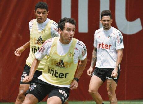 Provável escalação São Paulo Santo André Paulistão