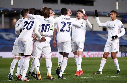 Real Madrid x Osasuna AO VIVO pela La Liga (Foto: Helios de la Rubia/ Real Madrid CF/ realmadrid.com)