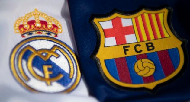 Real Madrid x Barcelona ao vivo