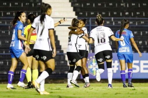 Resumo 1ª rodada Brasileirão Feminino