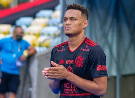 Flamengo - Rodrigo Muniz