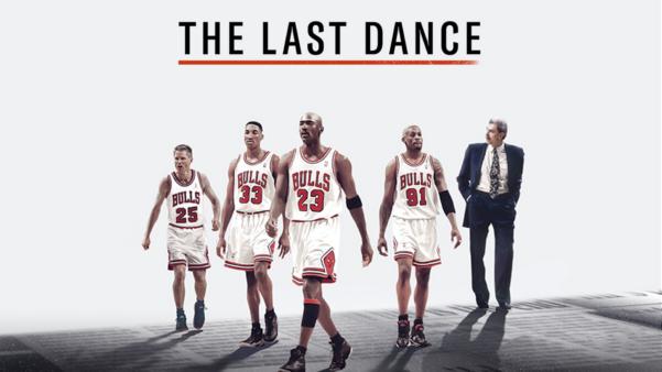 The Last Dance retrata a última temporada da dinastia do Bulls e de Michael Jordan na franquia