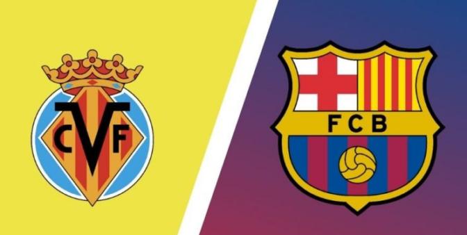 Villarreal x Barcelona