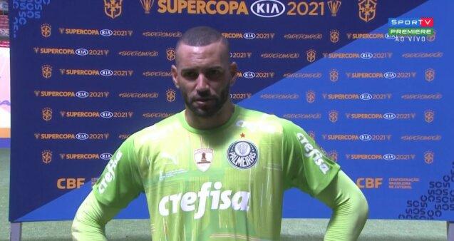 Weverton, Palmeiras