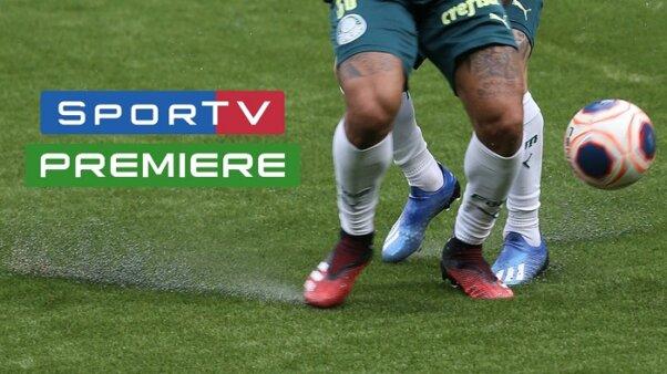 Jogos AO VIVO no SporTV e Premiere - Foto: Cesar Greco/ SE Palmeiras (Arte: Adriano Oliveira)
