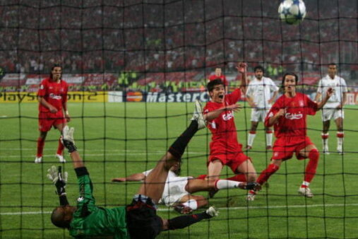 10 maiores finais Champions League