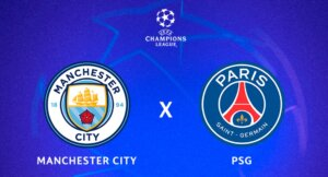 Manchester City x PSG ao vivo