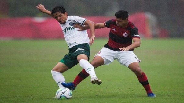 Como assistir Palmeiras x Flamengo AO VIVO pelo Brasileirão Sub-17 (Foto: Gilvan de Souza/ Flamengo)