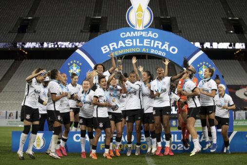 Brasileirão Feminino: quem são os maiores campeões da história?