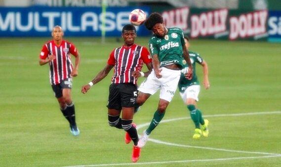 São Paulo x Palmeiras: quem mais venceu na história do Choque-Rei (Foto: Rubens Chiri/ saopaulofc.net/ Reprodução/ Flickr oficial do São Paulo FC)