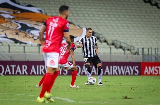 Jorge Wilstermann (BOL) x Ceará: acompanhe o jogo em tempo real da Copa Sul-Americana 2021 (Foto: Divulgação/ Flickr oficial do Ceará Sporting Club)