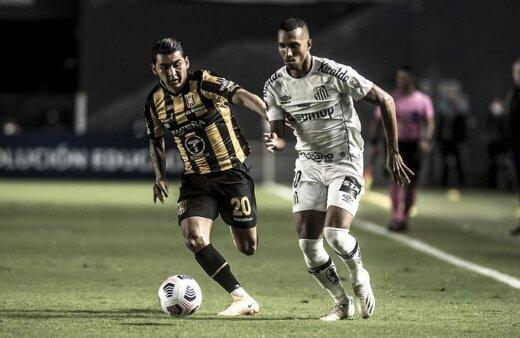 The Strongest (BOL) x Santos: acompanhe o jogo em tempo real da Copa Libertadores 2021 (Foto: Ivan Storti/ Reprodução/ Flickr oficial do Santos FC)
