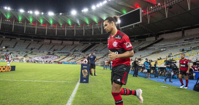 Willian Arão no Flamengo